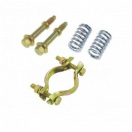 Image for Exhaust Clamp/ Spring/ Bolt