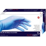Image for Large Blue Nitrile Gloves