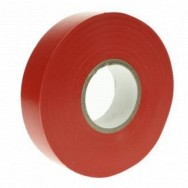 Image for 19mm x 20m PVC Tape - Red