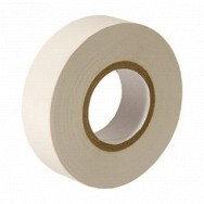 Image for 19mm x 20m PVC Tape - White