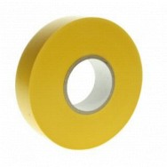 Image for 19mm x 20m PVC Tape - Yellow