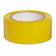 Image for Yellow Vinyl Tape - 38mm x 66m