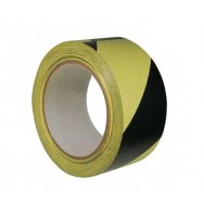 Image for Yellow & Black Hazard Tape - 38mm x 50m