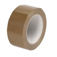 Image for Brown Packing Tape - 50mm x 66m