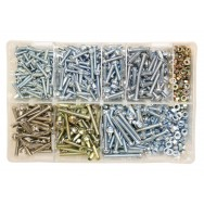Image for Assorted Machine Screws & Nuts