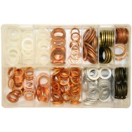 Image for Assorted Sump Plug Washers - British