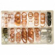 Image for Assorted Sump Plug Washers - European