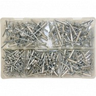 Image for Assorted Normal & Large Flange Rivets