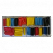 Image for Assorted Heat Shrink Tubing - 50mm Pieces