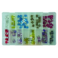 Image for Assorted Mini Blade Fuses