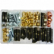 Image for Assorted Manifold Bolts; Studs & Nuts