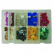 Image for Assorted Standard Blade Fuses