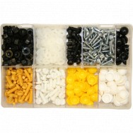 Image for Assorted Number Plate Fixings