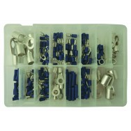 Image for Assorted Insulated Terminals - Blue