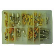 Image for Assorted Insulated Terminals - Yellow