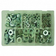 Image for Assorted Imperial Flat Washers - Table 3