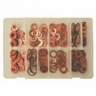 Image for Assorted Diesel Injector Washers