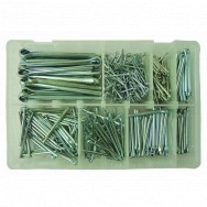 Image for Assorted Split Cotter Pins - Large
