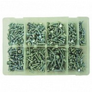 Image for Assorted Self Tapping Screws - Pozi Counter Sunk