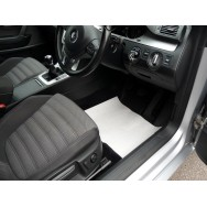 Image for White Crepe Paper Floor Mats