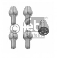 Image for Locking Wheel Bolt Set : 25mm - M12 x 1,5