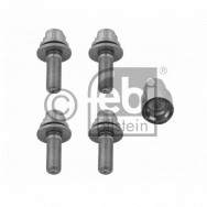 Image for Locking Wheel Bolt Set : 34mm - M12 x 1,25