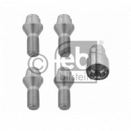 Image for Locking Wheel Bolt Set : 25mm - M14 x 1,5