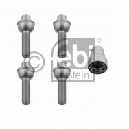 Image for Locking Wheel Bolt Set : 38mm - M12 x 1,5
