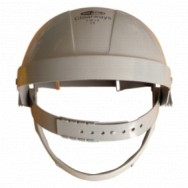 Image for Grinding Mask Complete With Clear Visor
