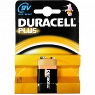 Image for Duracell Plus 9V - MN1604