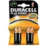 Image for Duracell Plus AAA - 1.5V MN2400