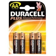 Image for Duracell Plus AA - 1.5V MN1500