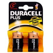 Image for Duracell Plus C - 1.5V MN1400