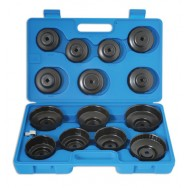 Image for Oil Filter Cap Wrench Set